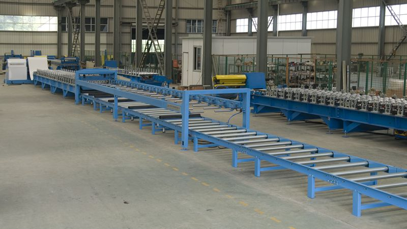 344 decking roll forming equipment
