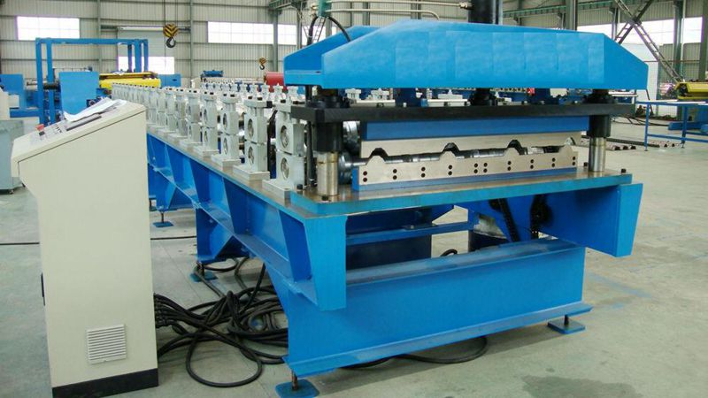 125 roofing sheet forming machine