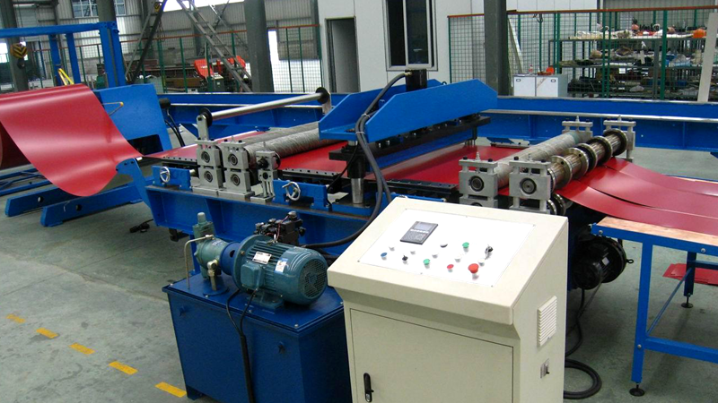 1250 multifunction slitting line