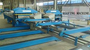 205 roofing forming machine
