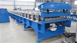 high strength 200 roof panel roll forming machine