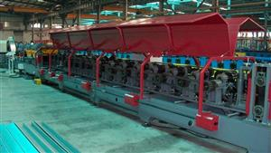 100 – 250 Z Purlin Roll Forming Machine