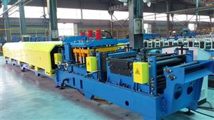 100-300 C Purlin Forming Machine