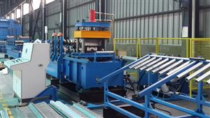 100-300 Z Purlin Forming Machine