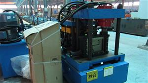 100-240 Z Purline Roll Forming Machine