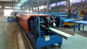 320 Full Automatic C&Z Changeable Purline Machine