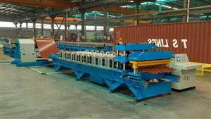 178 roof tile machine
