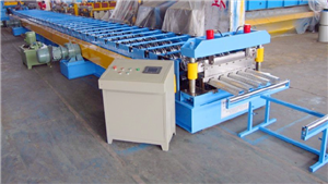 153 automatic floor deck forming machine