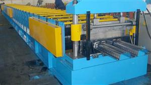 200 floor deck roll forming machinery
