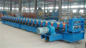 100 Floor deck plate rolling machine