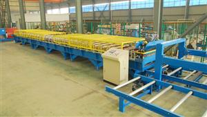 490 Standing Seam Roll Forming Machine