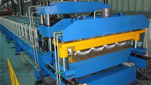 115 roofing sheet making machine