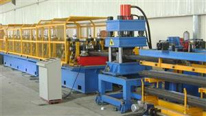 C post Roll Forming Machine for guardrail