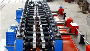 0.8-2mm thickness cable tray roll forming machine