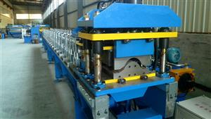 285 Ridge Cap Forming Machine
