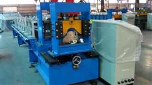 250 Ridge Cap Roll Forming Machine