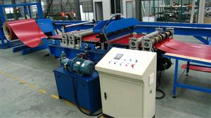 Simple film & slitting line