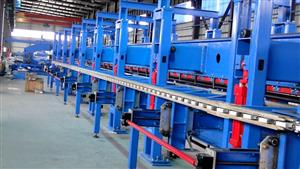 PU Continuous Sandwich Panel machine