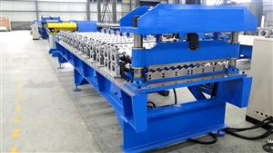 76-1000mm corrugated roof Roll Forming Machine