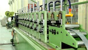 C stud&track roll forming machine