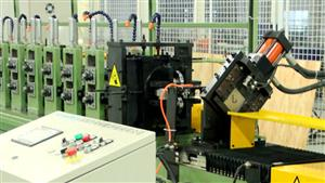 L Stud&track roll forming line