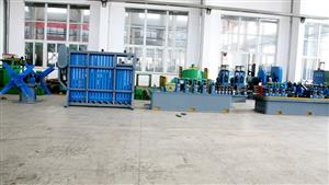 Maxtube20 plastic composited tube mill line