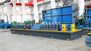 Maxtube114 Stainles steel pipe welding mill line