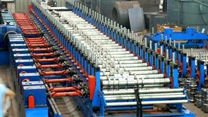 Carriage Board Roll Forming Machine