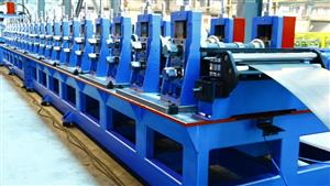 special roof panel roll forming machine
