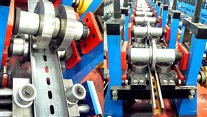 Strut Roll Forming Machine