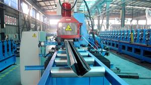 Curtain Rail Roll Forming Machine